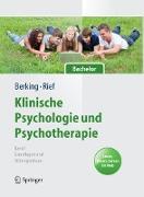 Cover-Bild zu Klinische Psychologie und Psychotherapie für Bachelor (eBook) von Berking, Matthias (Hrsg.)