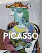 Cover-Bild zu Picasso von Ormiston, Rosalind