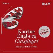 Cover-Bild zu Glasflügel (Audio Download) von Engberg, Katerine