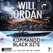Cover-Bild zu Kommando Black Site - Ryan Drake 7 (Ungekürzt) (Audio Download) von Jordan, Will