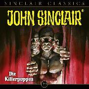 Cover-Bild zu John Sinclair - Classics, Folge 39: Die Killerpuppen (Audio Download) von Dark, Jason