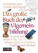 Cover-Bild zu Das große Buch der Allgemeinbildung (eBook) von Dudenredaktion