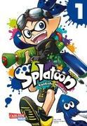 Cover-Bild zu Hinodeya, Sankichi: Splatoon 1