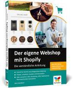 Cover-Bild zu Der eigene Webshop mit Shopify von Jacobsen, Jens