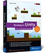 Cover-Bild zu Einstieg in Unity von Theis, Thomas