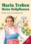 Cover-Bild zu Meine Heilpflanzen von Treben, Maria