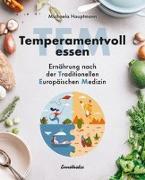Cover-Bild zu Temperamentvoll essen von Hauptmann, Michaela
