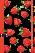 Cover-Bild zu Kleines Einschreibbuch 'Erdbeeren'