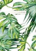 "Cover-Bild zu Pocket Bullet Journal ""Leaves"" mit Original Tombow Brush Pen Fudenusoke in schwarz"