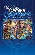 Cover-Bild zu Michael Turner: Michael Turner Creations Hardcover