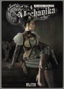 Cover-Bild zu Benitez, Joe: Lady Mechanika Collector's Edition. Band 4