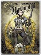 Cover-Bild zu Benitez, Joe: Lady Mechanika 01. Das Geheimnis der mechanischen Leiche