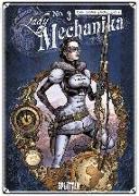 Cover-Bild zu Benitez, Joe: Lady Mechanika 03. Die Schicksalstafel