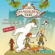 Cover-Bild zu Der grüne Glibber-Brief von Auer, Margit