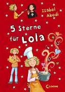 Cover-Bild zu 5 Sterne für Lola (Band 8) von Abedi, Isabel