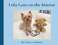 Cover-Bild zu Lola Goes to the Doctor von Goldman, Marcia