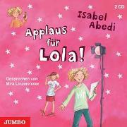 Cover-Bild zu Applaus für Lola von Abedi, Isabel