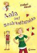 Cover-Bild zu Lola auf Hochzeitsreise (Band 6) von Abedi, Isabel