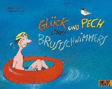Cover-Bild zu Glück und Pech eines Brustschwimmers von Ebbertz, Martin