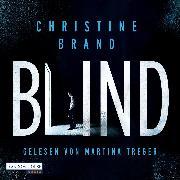 Cover-Bild zu Blind (Audio Download) von Brand, Christine