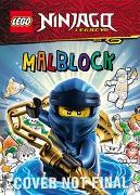 Cover-Bild zu LEGO® NINJAGO® - Malblock