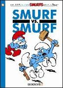 Cover-Bild zu Peyo: Smurfs #12: Smurf versus Smurf, The