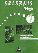 Cover-Bild zu Erlebnis Biologie 1. Der Körper des Menschen und seine Entwicklung von Böger, Monika