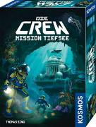 Cover-Bild zu Die Crew - Mission Tiefsee von Sing, Thomas