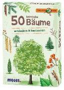 Cover-Bild zu 50 heimische Bäume von Kessel, Carola von