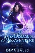 Cover-Bild zu eBook La Diseuse de mésaventure (Série sasha urban, #2)