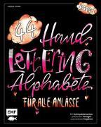 Cover-Bild zu Handlettering 44 Alphabete - Für alle Anlässe - Band 3 von Kühne, Andrea