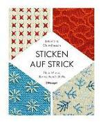 Cover-Bild zu Sticken auf Strick von Christoffersson, Britt-Marie