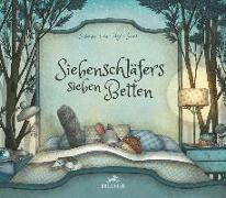 Cover-Bild zu Siebenschläfers sieben Betten von Isern, Susanna