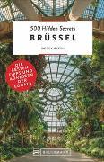 Cover-Bild zu 500 Hidden Secrets Brüssel von Blyth, Derek