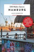 Cover-Bild zu 500 Hidden Secrets Hamburg von Brenneisen, Malte