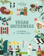 Cover-Bild zu Vegan unterwegs von Planet, Lonely