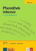 Cover-Bild zu Phonothek intensiv - Arbeitsbuch von Stock, Eberhard
