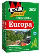 Cover-Bild zu ACSI Internationaler Campingführer Europa 2021 von Wagner, Ingo