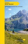 Cover-Bild zu Wanderbuch Berner Oberland von Berner Wanderwege (Hrsg.)