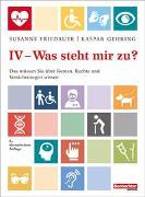 Cover-Bild zu IV - was steht mir zu? von Friedauer, Susanne