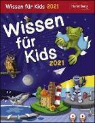 Cover-Bild zu Wissen für Kids Kalender 2021 von Goics, Silvia