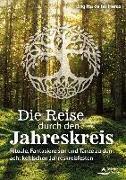 Cover-Bild zu Die Reise durch den Jahreskreis von de las Heras, Brigitta