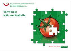 Cover-Bild zu Schweizer Nährwerttabelle von Schlüchter, Steffi