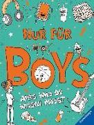 Cover-Bild zu Nur für Boys - Alles was du wissen musst von Cox, Lizzie