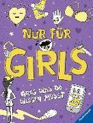 Cover-Bild zu Nur für Girls - Alles was du wissen musst von Cox, Lizzie