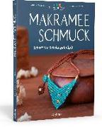 Cover-Bild zu Makramee Schmuck - Schritt für Schritt geknüpft von Mörbitz, Florian