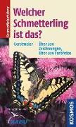 Cover-Bild zu Welcher Schmetterling ist das? von Gerstmeier, Roland