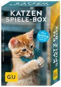 Cover-Bild zu Katzen-Spiele-Box von Linke-Grün, Gabriele