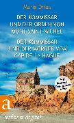 Cover-Bild zu Der Kommissar und der Orden von Mont-Saint-Michel & Der Kommissar und der Mörder vom Cap de la Hague (eBook) von Dries, Maria
