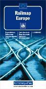 Cover-Bild zu Europa 1:5 Mio. 1:5'000'000 von Hallwag Kümmerly+Frey AG (Hrsg.)